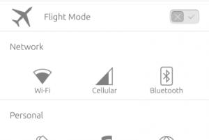 Установка Ubuntu Phone OS